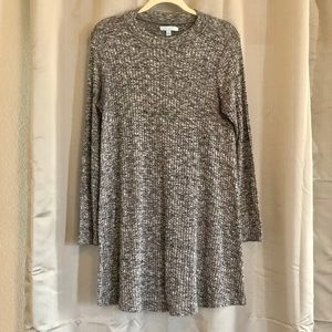 She and Sky Sweater Dress Size Large